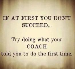 Coaching Athletes