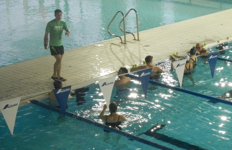 Coaching, Training, Swimming