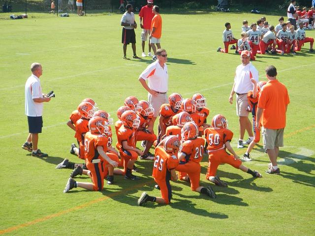 Coaching, Team, Sports