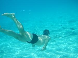 Swimming, Training, Vacation