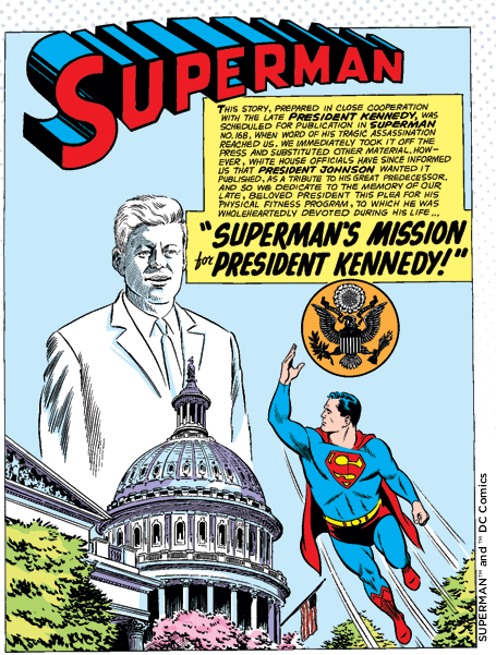 JFK, Superman, Fitness, Health, Exercise