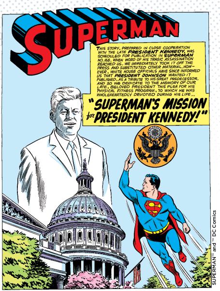 JFK, Superman, Fitness, Health, Exercise